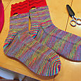 May 2008 Rutti Tutti Socks